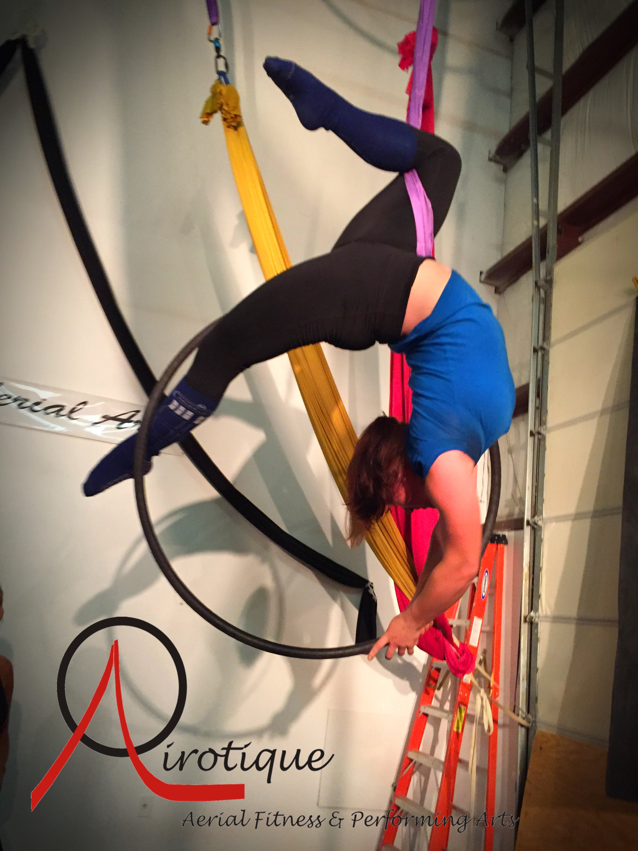 Lyra Airotique Aerial Fitness And Performing Arts